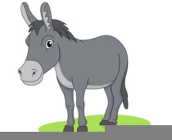 Donkey clipart carton, Donkey carton Transparent FREE for.