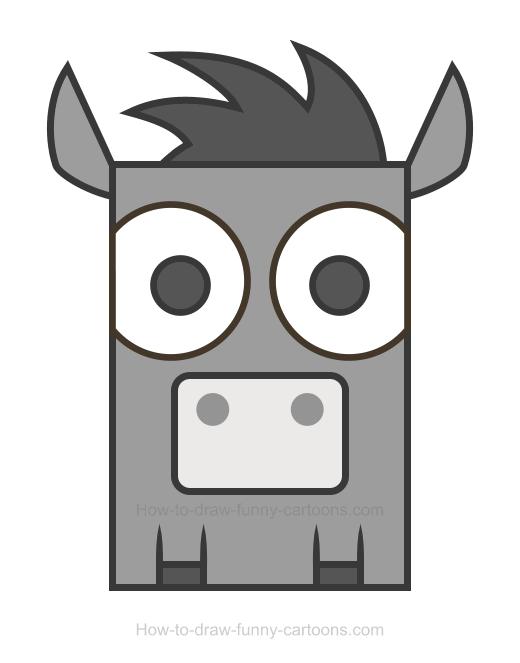 Donkey Clipart.