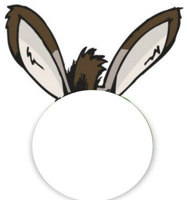 Donkey ears clipart 5 » Clipart Portal.