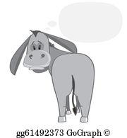 Donkey Ears Clip Art.