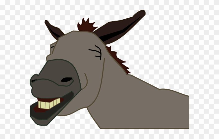 Jackass Clipart Mule Head.