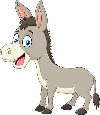 Clipart donkey 3 » Clipart Station.