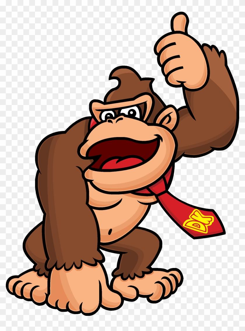Donkey Kong Png.