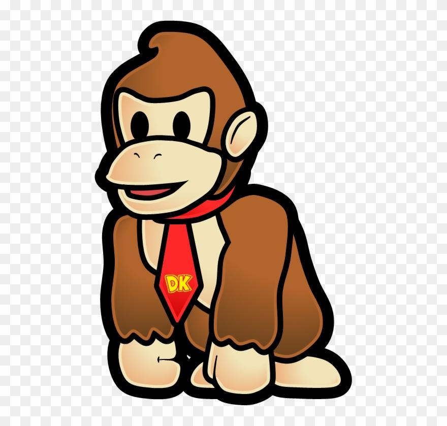 Barrel Clipart Donkey Kong.