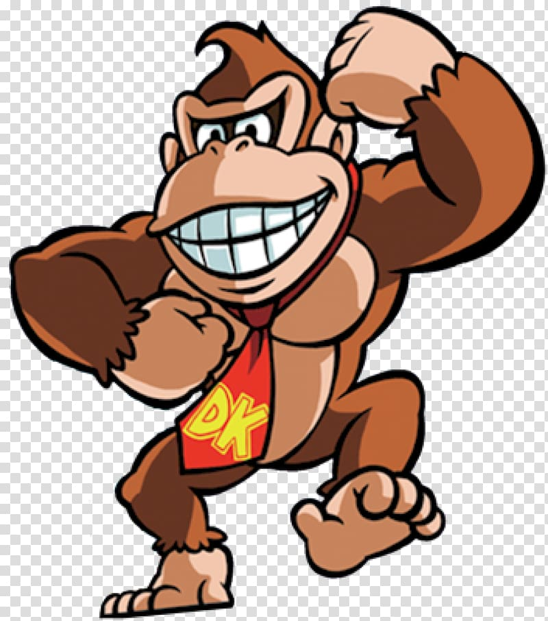 Mario vs. Donkey Kong 2: March of the Minis Donkey Kong.