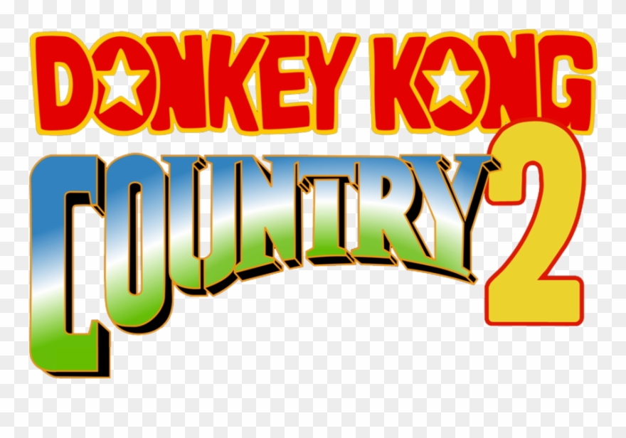 Donkey Kong Country 2 Png Clipart (#2353067).
