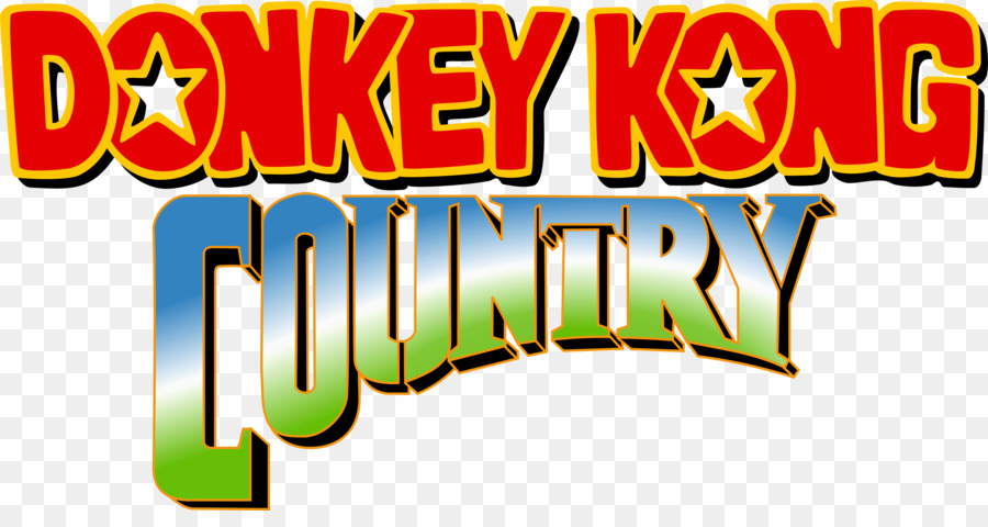 Donkey Kong Country Logo PNG Donkey Kong Country 2: Diddy's Kong.