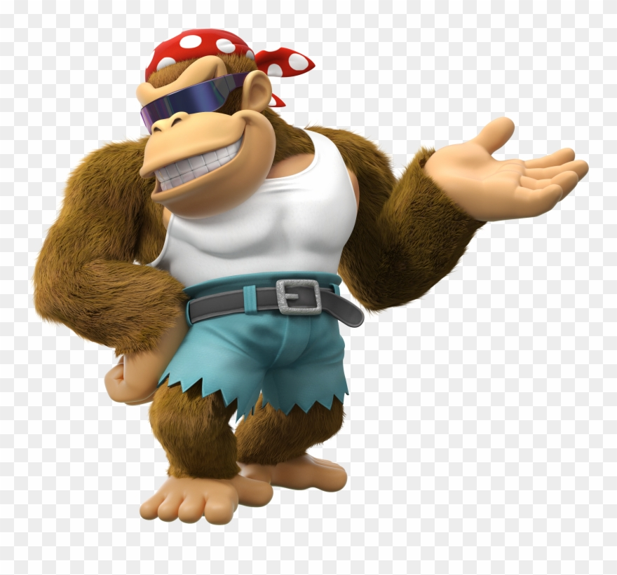 Donkey Kong Country Tropical Freeze Png Png Transparent.