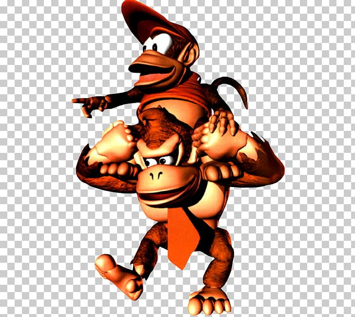 Donkey Kong Country 2: Diddy's Kong Quest Donkey Kong Country.