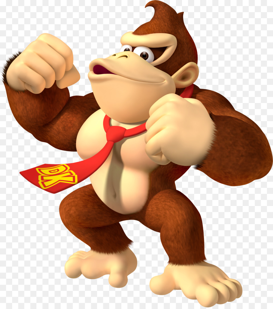 Donkey Kong Country Toy png download.