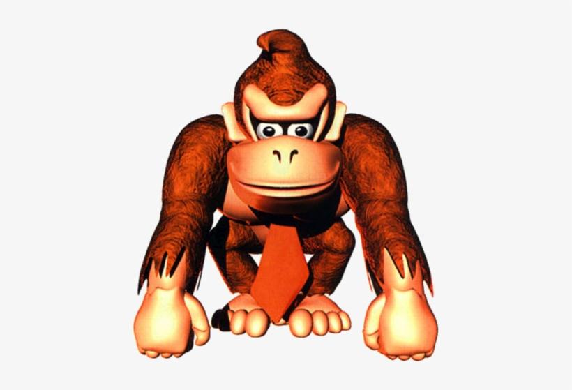 Donkey Kong Png Transparent Image.