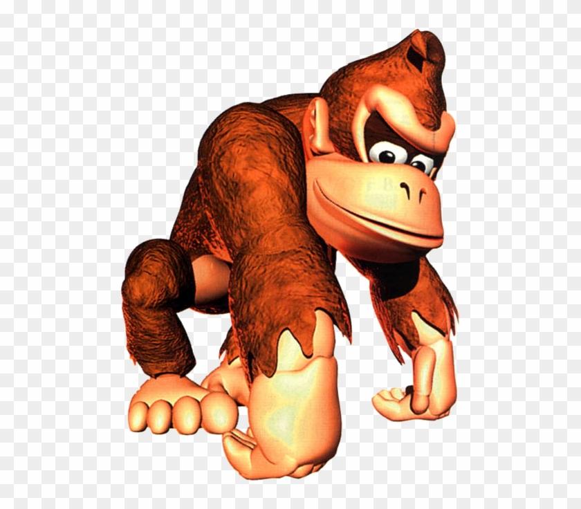 Donkey Kong 64 Png.