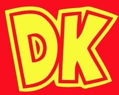 195 Best Donkey Kong Printables images.