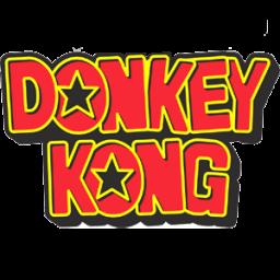 donkey kong logo.
