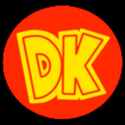 Donkey Kong Symbol.