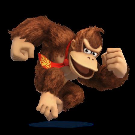 Donkey Kong PNG Images Transparent Free Download.
