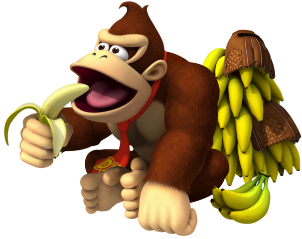 Download Donkey Kong PNG Free Download For Designing Projects.