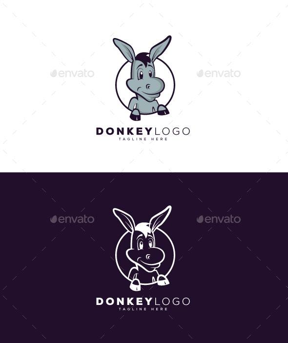 Donkey Logo.