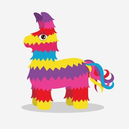 148 Donkey Pinata Stock Illustrations, Cliparts And Royalty Free.