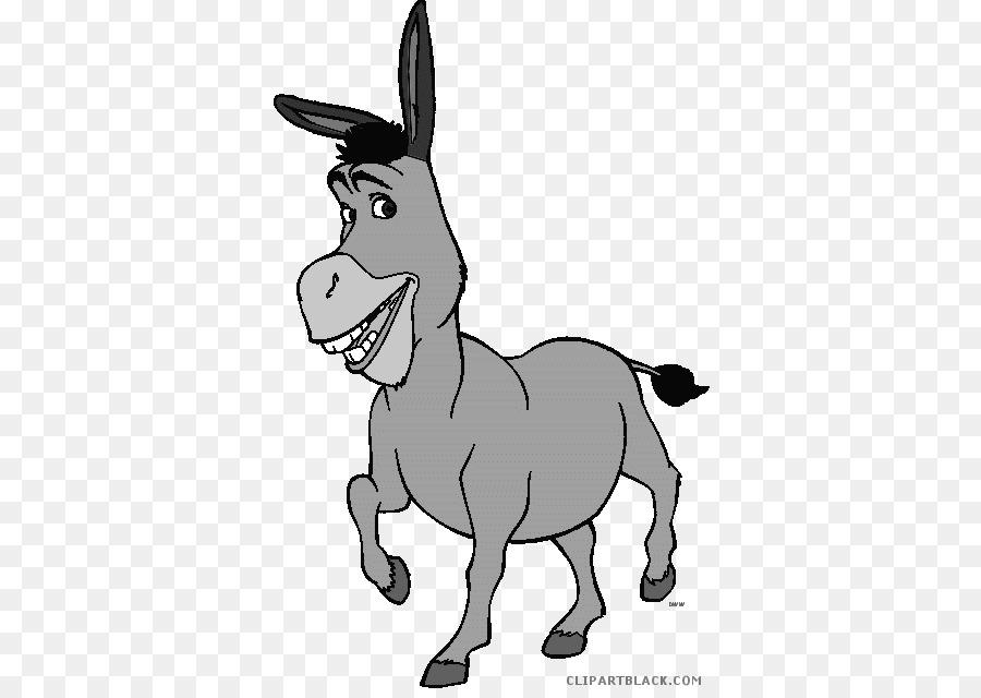Donkey Shrek The Musical Princess Fiona Clip art.
