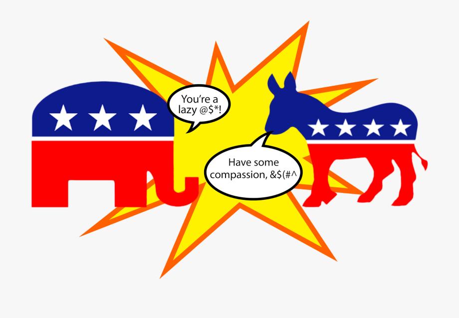 Democratic Donkey Or Elephant.