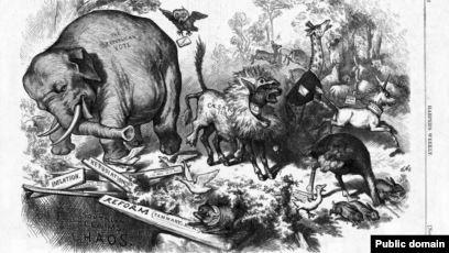 Why The Donkey Vs. The Elephant?.