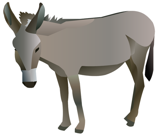 Free donkey clipart pictures illustrations clip art and graphics 3.