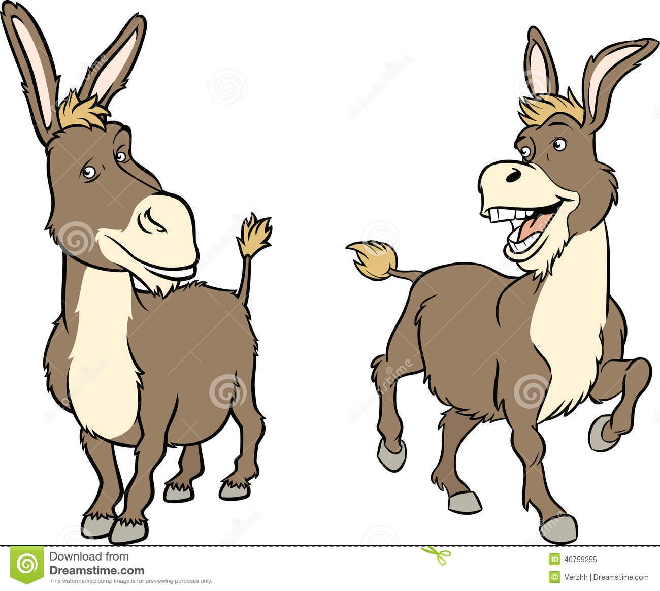 Donkey Graphic.