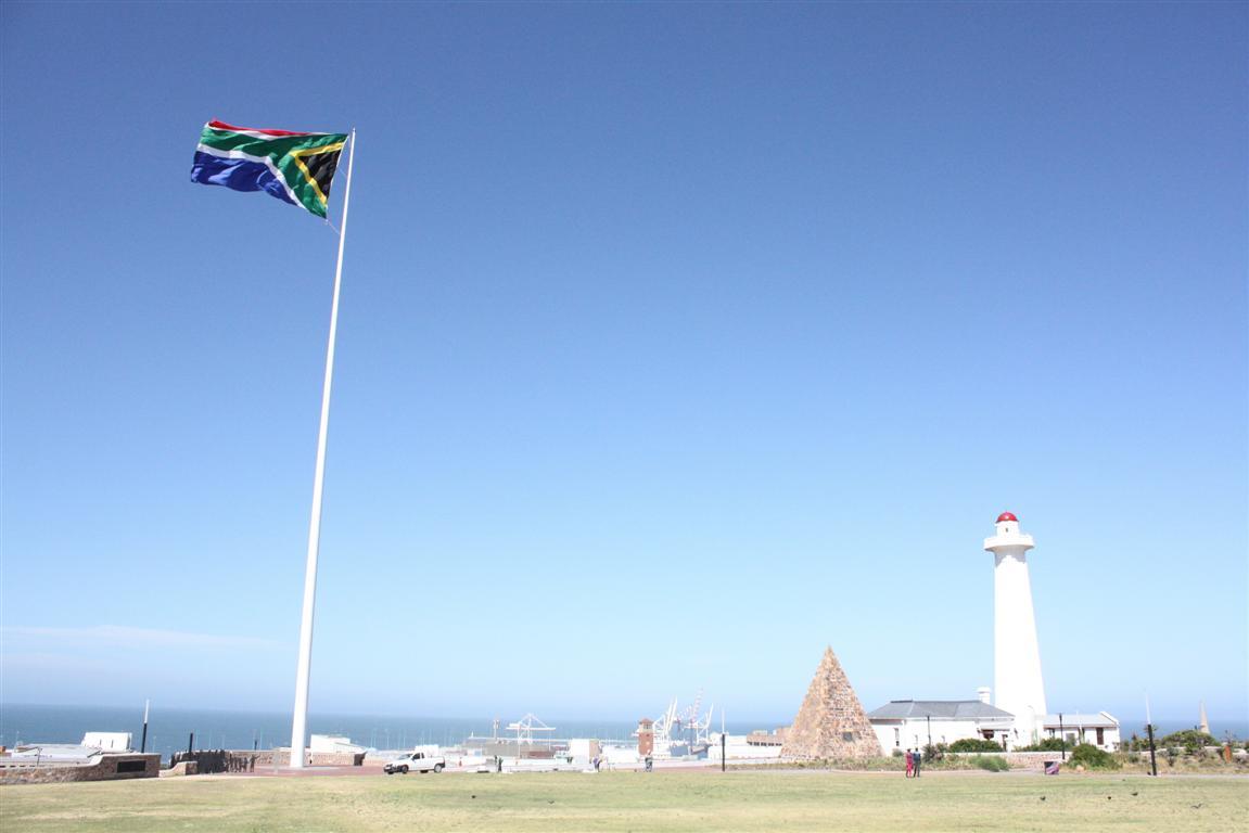 Donkin Reserve: Remembering Port Elizabeth's past.