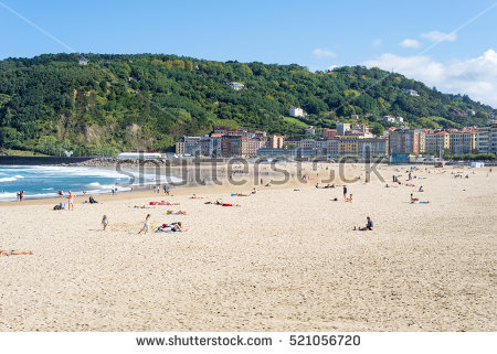 Donostia Stock Photos, Royalty.
