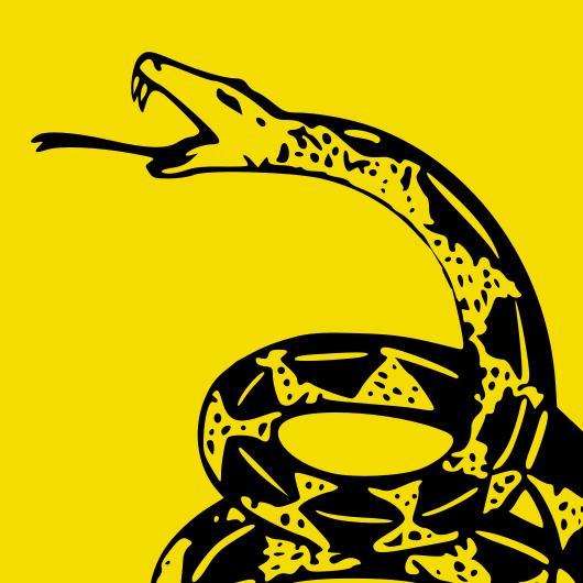Gadsden Flag / Don\'t Tread On Me.