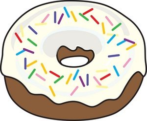 Coffee And Donuts Clipart.