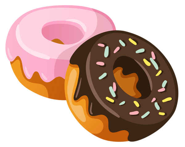 Donut Clipart & Donut Clip Art Images.