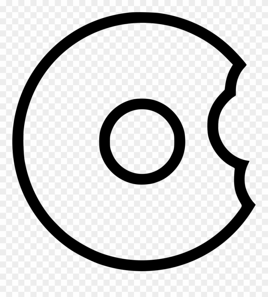 Doughnut Free Icon.