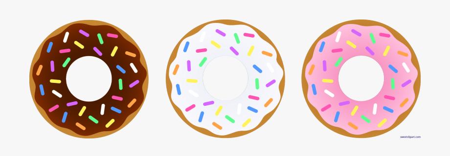 Donuts Clipart Clip Art.