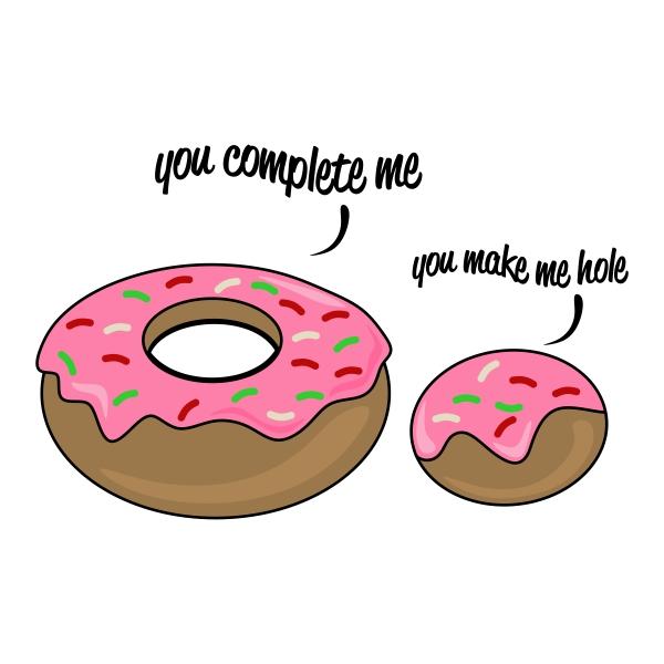 Donut Hole Clipart.