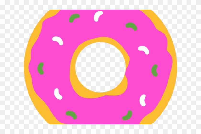 Doughnut Clipart Donut Hole.