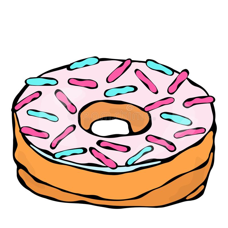 Donut Holes Stock Illustrations.