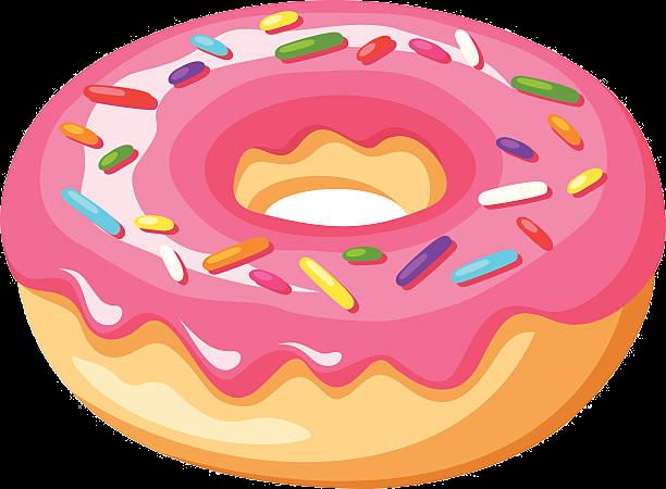 Donut Clip Art Clipart Photo Transparent Png.