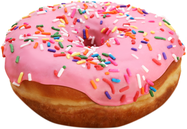 Donut PNG Images Transparent Free Download.