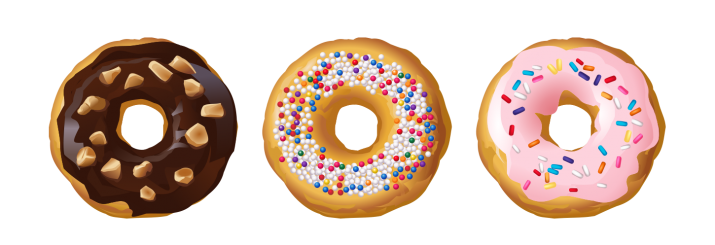 Donut PNG.