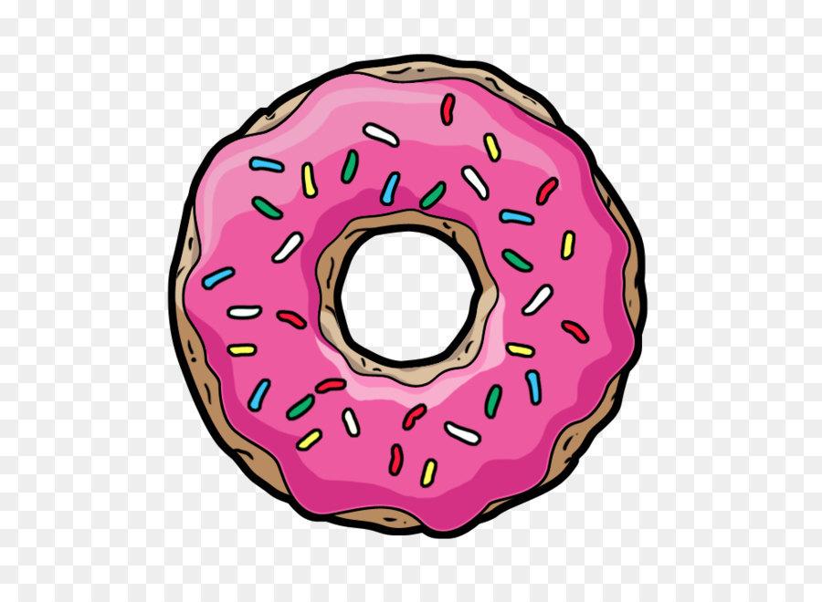 Kaffee und Donuts mit Kaffee und Donuts Clip art.