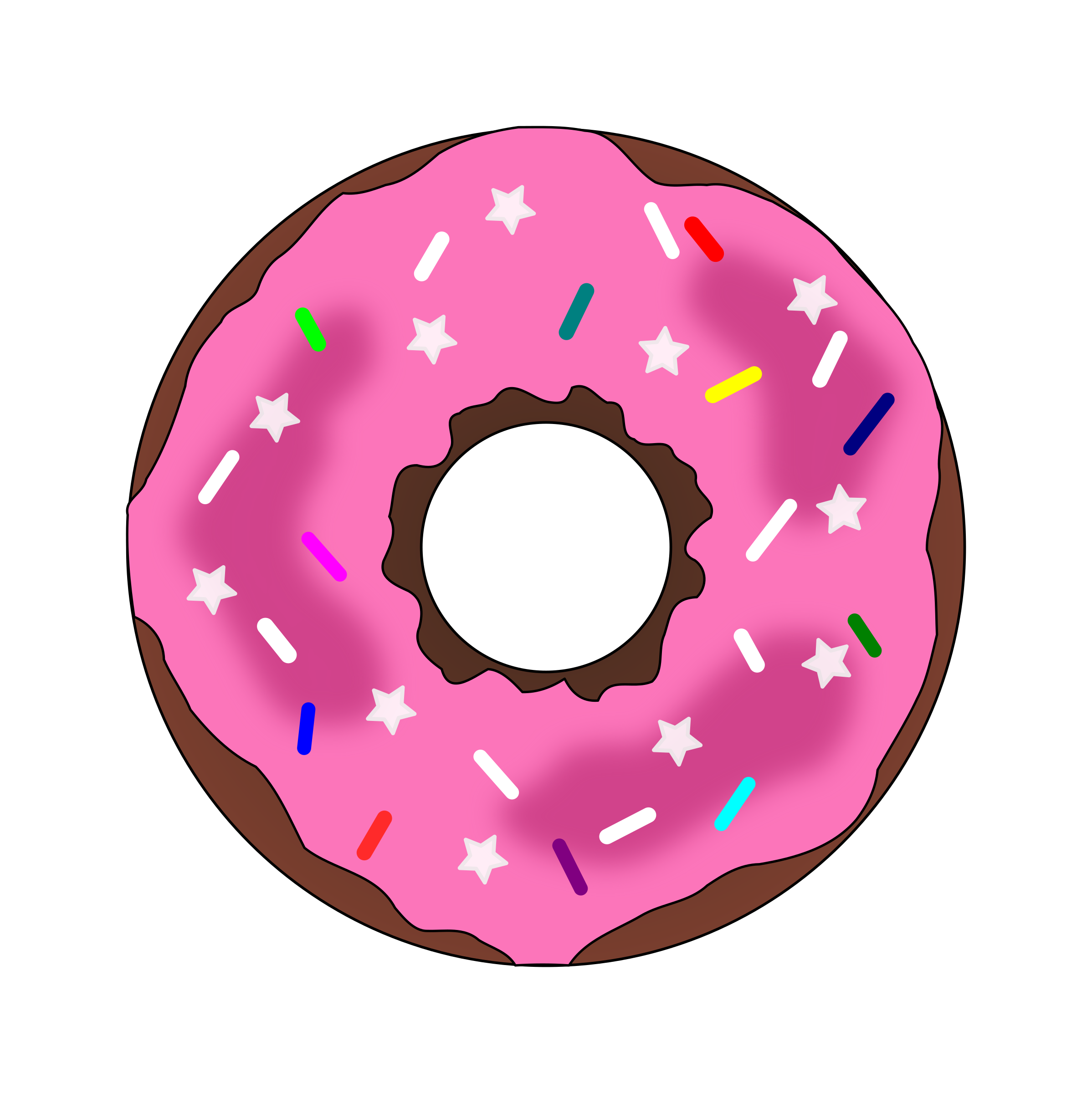 Donut, Doughnut PNG images free download.