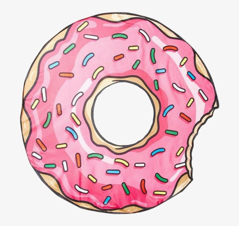 Png Tumblr Transparent Donut (+).