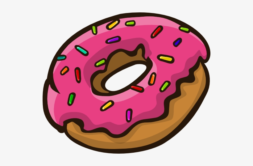 Donut Vector File Clipart Transparent PNG 480×403 Free Decent.
