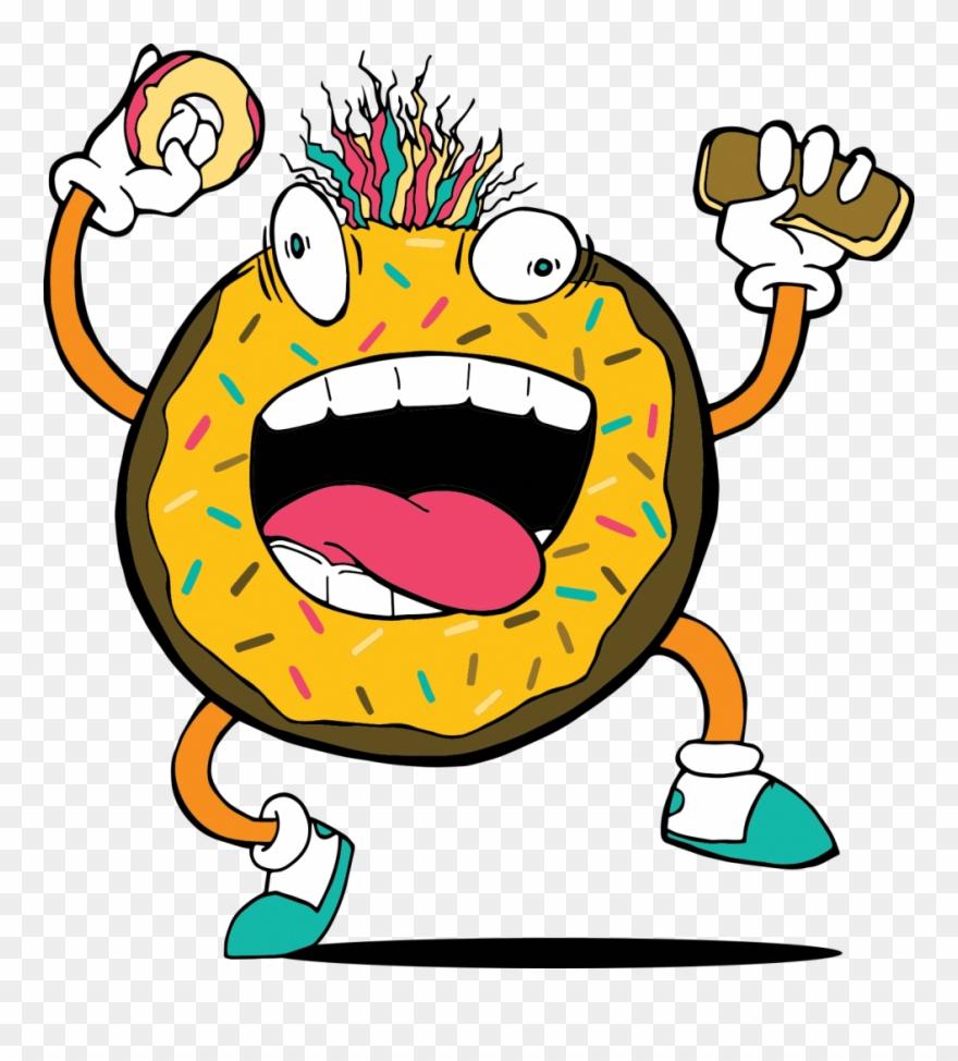 Go Nutz Donut Shop Clipart (#3010184).