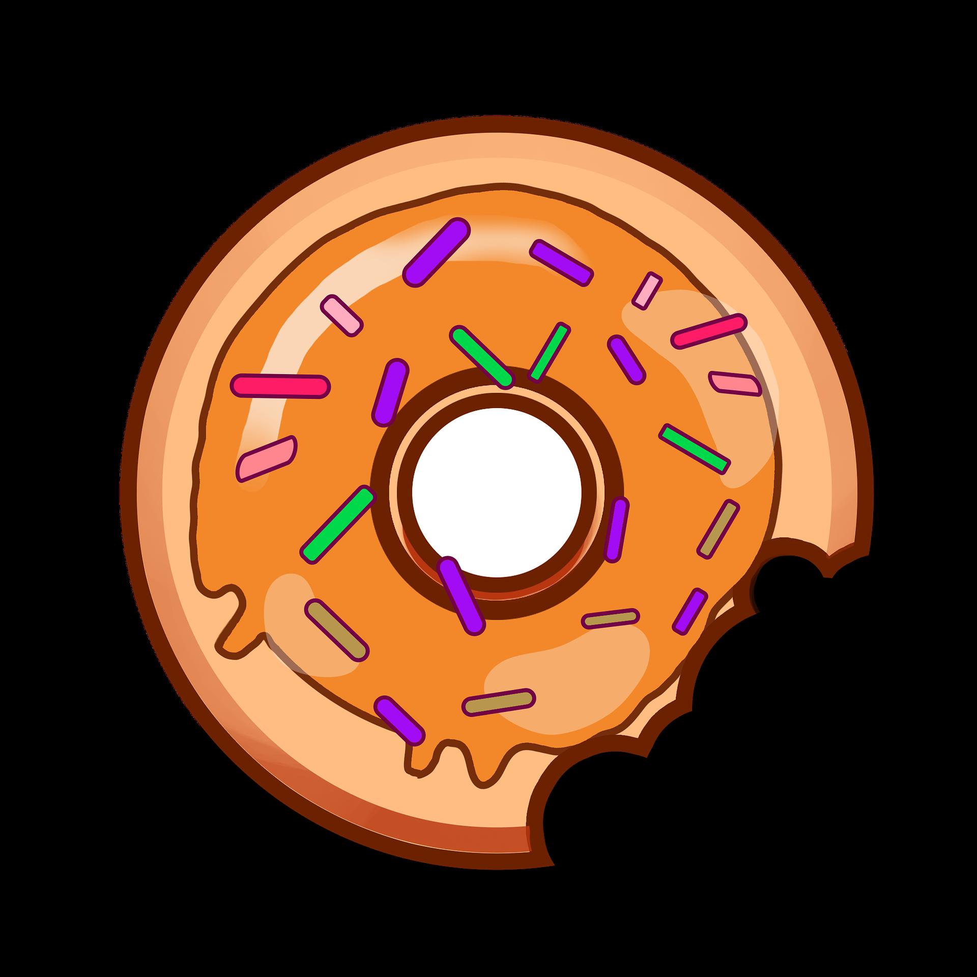 Shop clipart donut, Shop donut Transparent FREE for download.