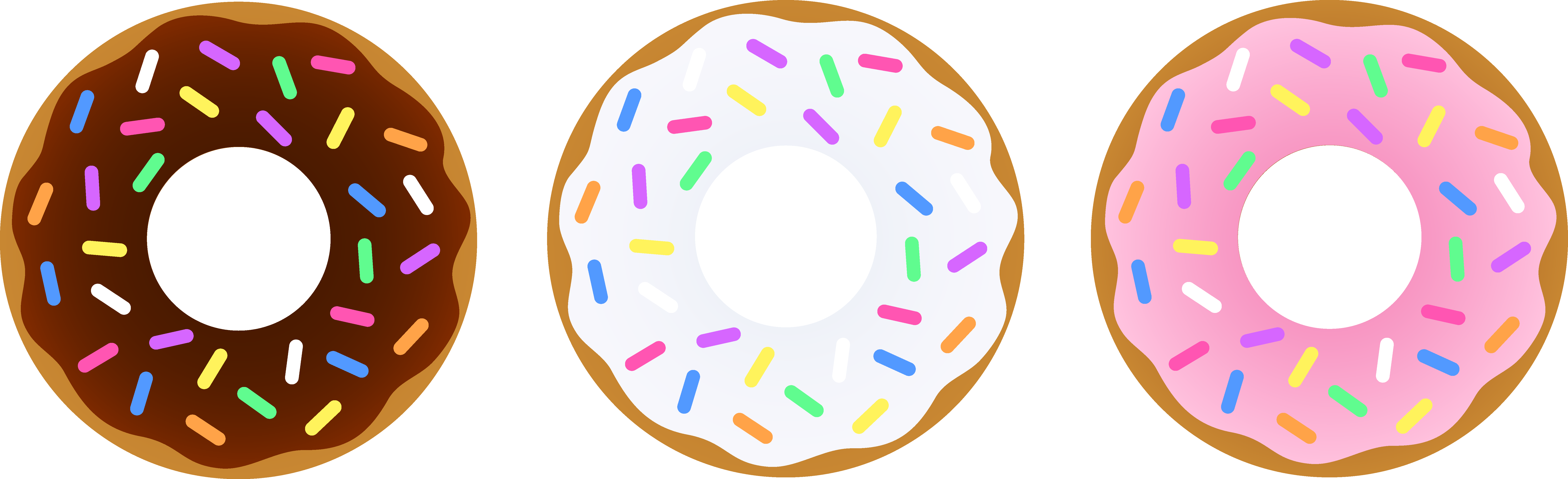 Donuts Clipart & Donuts Clip Art Images.