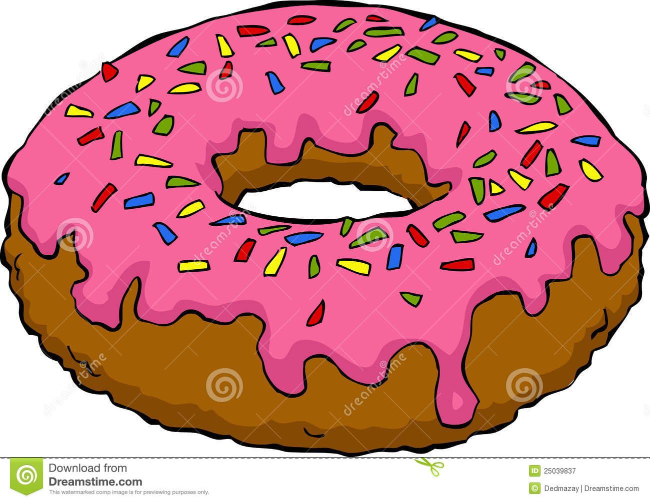 Donut Clipart.