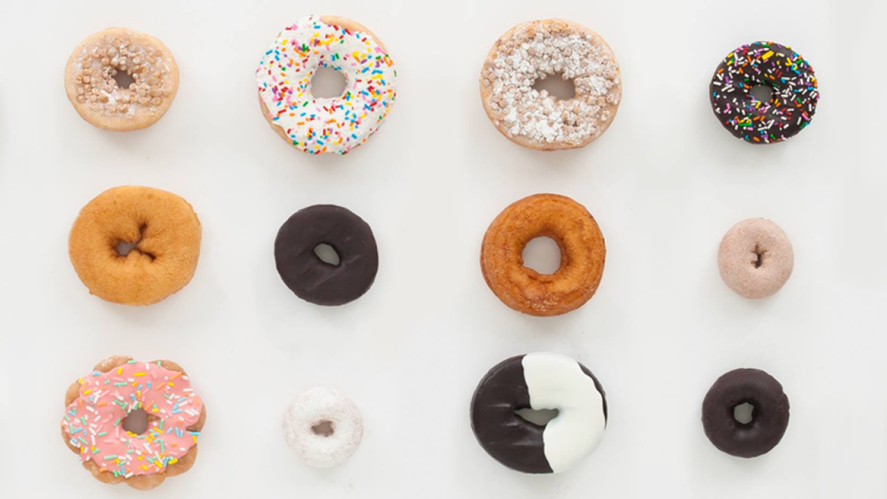 You could win $5K, free donuts for a year from Entenmann's by.
